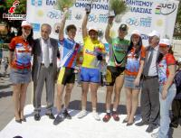 Αγώνας - γιορτή του ποδηλάτου στα Τρίκαλα το 2005