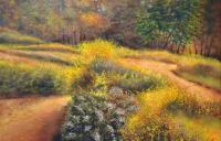 Έκθεση ζωγραφικής του Γιάννη Χριστάκη στο Μουσείο Τσιτσάνη