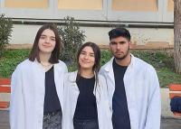 Συμμετοχή 5ου ΓΕΛ Τρικάλων στον Πανελλήνιο Διαγωνισμό Φυσικής EUSO 2020 στην Θεσσαλονίκη