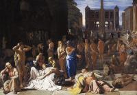 O λοιμός των Αθηνών το 430 π.Χ. («σύνδρομο του Θουκυδίδη»)