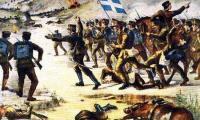 Η μάχη της Κούτρας στο Ζάρκο Τρικάλων την άνοιξη του 1886