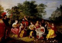 Οι 9 μούσες της αρχαιότητας προστάτιδες των καλών τεχνών