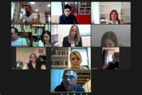 Τηλεδιάσκεψη βιβλιοθηκών Θεσσαλίας μέσω της πλατφόρμας Zoom