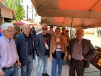 Κλιμάκιο του ΣΥΡΙΖΑ στη Πύλη και στη Φαρκαδόνα