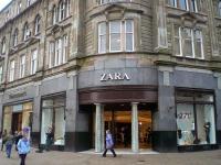 Η ιστορία των καταστημάτων Zara