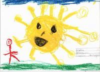 Μαθητές/τριες ζωγράφισαν τον κορονοϊό στα Τρίκαλα