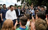 Για την επίσκεψη του προέδρου του ΣΥΡΙΖΑ, σε χωριά της Θεσσαλίας