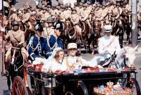 Γάμος του Βασιλιά Κωνσταντίνου Β΄ και της Πριγκίπισσας της Δανίας Άννας-Μαρίας στην Αθήνα στις 18 Σεπτεμβρίου 1964!