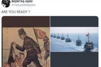 Ξέφυγαν και στο διαδίκτυο οι Τούρκοι για ΠΑΟΚ, Ελλάδα