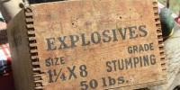 Τι γίνεται με τις αποθηκευμένες εκρηκτικές ύλες στην Θεσσαλία;