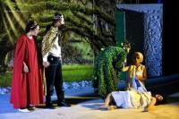 Θεατρικό παραμύθι για παιδιά στο υπαίθριο δημοτικό θέατρο