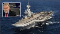 Νότης Μαριάς στην La Tribune: Αναγκαίο όσο ποτέ το Ελληνο-γαλλικό Αμυντικό Σύμφωνο με ρήτρα στρατιωτικής συνδρομής