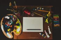 Εργαστήριο ζωγραφικής από την αγιογράφο κα Φανή Καραγγέλη