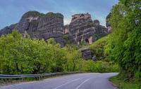 Βελτιώνει το οδικό δίκτυο των Δήμων Μετεώρων και Τρικκαίων η Περιφέρεια Θεσσαλίας