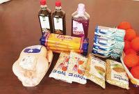 Με μέτρα προστασίας και η διανομή τροφίμων στον Δήμο Τρικκαίων