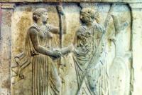 H χειραψία στην αρχαία Ελλάδα
