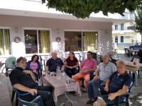 Περιοδεία ΚΚΕ στις πληγείσες περιοχές των Τρικάλων