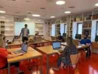 Συνεχίζονται τα εργαστήρια Πληροφορικής στη Βιβλιοθήκη Καλαμπάκας