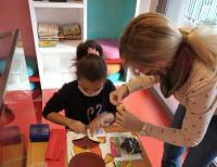 Ξεκίνησαν τα παιδικά εργαστήρια στη Βιβλιοθήκη!