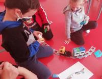 Ξεκίνησε στην Καλαμπάκα το εργαστήριο ρομποτικής για μικρά παιδιά