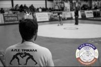 ΑΠΣ Τρίκαλα: Καθημερινή... Ελληνορωμαϊκή πάλη