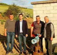 Δέκα γεωτρήσεις στο πρόγραμμα Αγροτικού Εξηλεκτρισμού