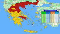 Νίκος Καρδούλας: Κόκκινος συναγερμός για την πανδημία τον Οκτώβριο – Ανάλυση ανά Νομό