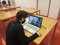 Απομακρυσμένα  μαθήματα ρομποτικής με το Δημοτικό Σχολείο Παναγίας