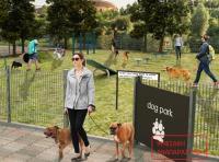 Πάρκο σκύλων στα Κουτσομήλια