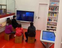 Συνεχίζονται τα εργαστήρια Κόμικς για παιδιά