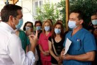 Σάκης Παπαδόπουλος: Ελπίδα για την αντιμετώπιση της πανδημίας ο Τσίπρας