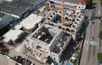 O Eρντογάν χτίζει στο Βέλγιο το μεγαλύτερο τζαμί της Ευρώπης