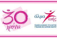 Ενημερωτική διαδικτυακή εκδήλωση με θέμα  την πρόληψη και έγκαιρη διάγνωση του καρκίνου του μαστού