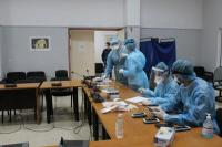 Rapid tests στους εργαζομένους του Δήμου Φαρκαδόνας