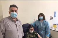 Και μαθητές της ΣΜΥ εμβολιάζονται από σήμερα στο Κ.Υ. Πύλης