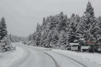 Σε επιφυλακή και ο Δήμος Πύλης για το χιονιά