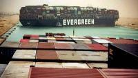 Επίλεκτη ομάδα Eλλήνων παρκαδόρων βοήθησε στην αποκόλληση του πλοίου στο Σουέζ !