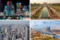 Οι 10 πόλεις του κόσμου με τον μεγαλύτερο πληθυσμό αυτή τη στιγμή