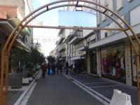 Aναμόρφωση του παλιού εμπορικού κέντρου στα Τρίκαλα