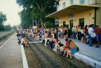 ΟΧΙ στον αποχαρακτηρισμό της σιδηροδρομικής γραμμής του Πλαταμώνα