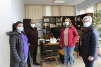 Στήριξη υπαλλήλων περιφερειών στους σεισμοπαθείς της Θεσσαλίας