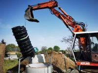 ΔΕΥΑΤ: Προχωρούν τα έργα αποχέτευσης στις συνοικίες Πάσχου – Εργοστασίου Γάλακτος