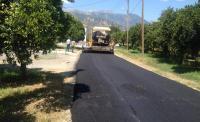 Βελτιώνει το οδικό δίκτυο σε οικισμούς των Τρικάλων η Περιφέρεια Θεσσαλίας