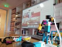 Διαδικτυακή ξενάγηση της Βιβλιοθήκης Καλαμπάκας με το Ειδικό Σχολείο Λιβαδειάς