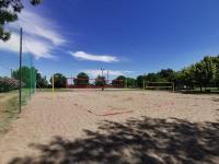 Ευχαριστήριο για beach volley