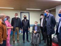 Νέος εξοπλισμός από την Περιφέρεια Θεσσαλίας στο Γενικό Νοσοκομείο  Καρδίτσας για τις ανάγκες της πανδημίας του covid-19