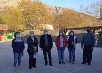 Στήριξη των σεισμοπαθών από τον σύλλογο υπαλλήλων ΠΕ Τρικάλων