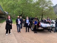 Πρόγραμμα Βιολογικής Καταπολέμησης της Σφήκας καστανιάς στην Περιφερειακή Ενότητα Τρικάλων