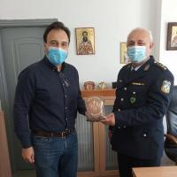 Θέματα ουσίας στη συνάντηση Δημάρχου Τρικκαίων – Αστυνομικού Διευθυντή