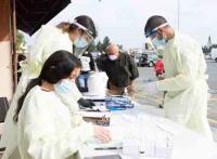 Το πρόγραμμα μαζικών  δειγματοληπτικών ελέγχων ανίχνευσης κορωνοιού στη Θεσσαλία σήμερα Τρίτη